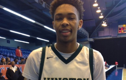 Brandon Ingram 2015 Kinston Basketball