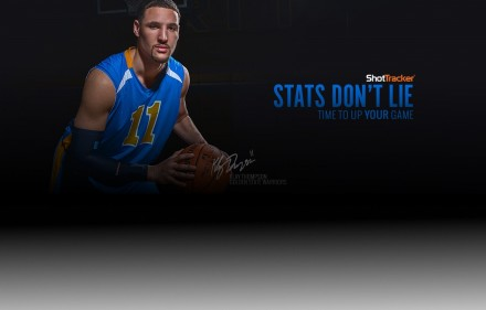 ShotTracker Splash Klay Thompson