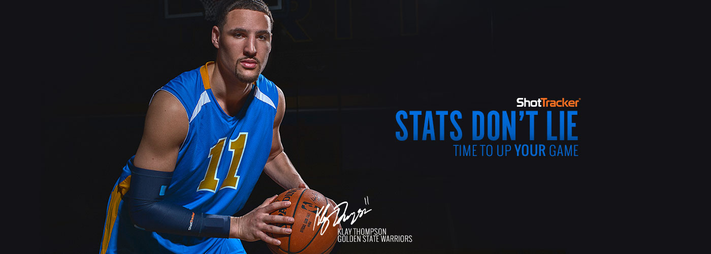 ShotTracker Klay Thompson