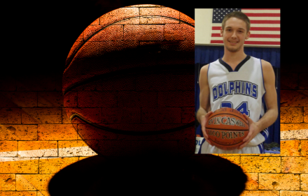 Evin Caswell Player Splash