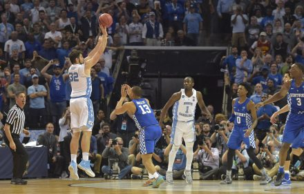 NCAA Basketball: NCAA Tournament-South Regional-Kentucky vs North Carolina