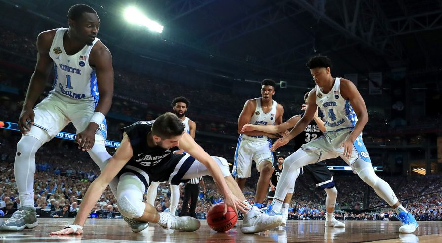 Gonzaga v North Carolina