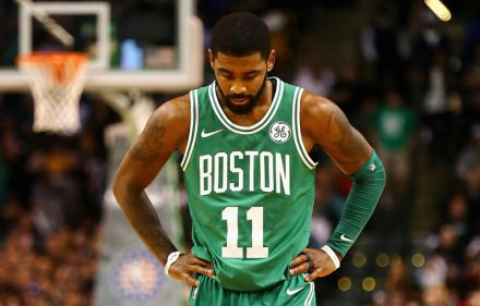 Kyrie Irving Celtics