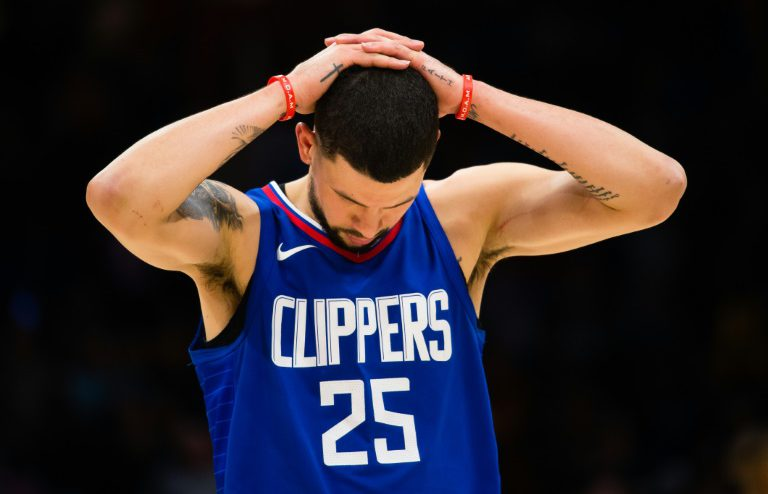 Austin Rivers Clippers